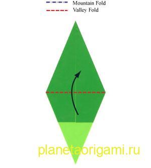 ель-оригами