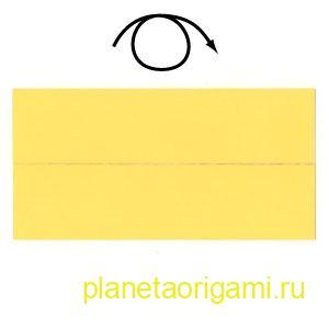оригами лев 2