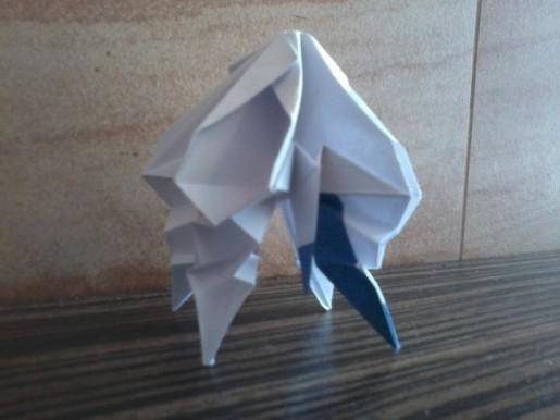 бумажная медуза