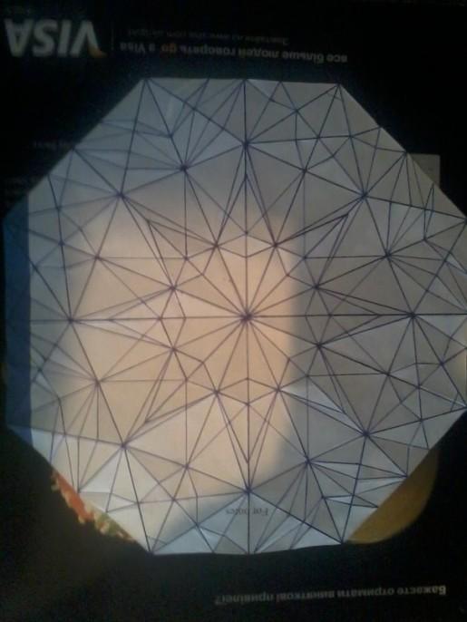 1процесс сборки медузы