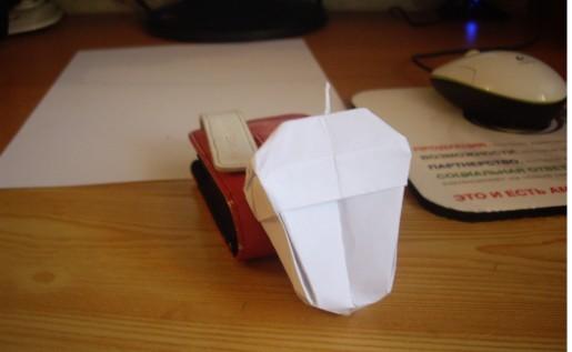 Как сделать орех своими руками из бумаги 60