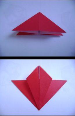 мандала оригами