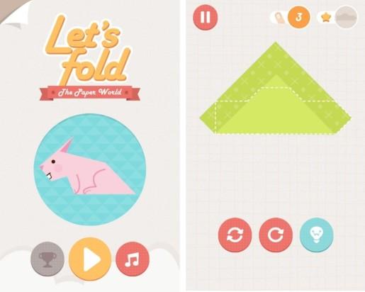 Let`s Fold: Collection – головоломка-оригами