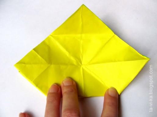 учимся оригами