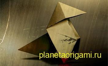 Оригами Heavy Rain