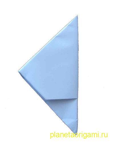 Оригами хлопушка