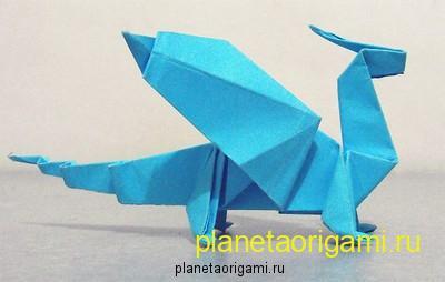 Оригами схемы для начинающих видео.