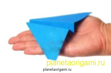 Самолетики оригами