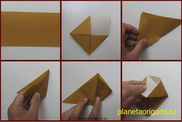 коробочка санбо схема