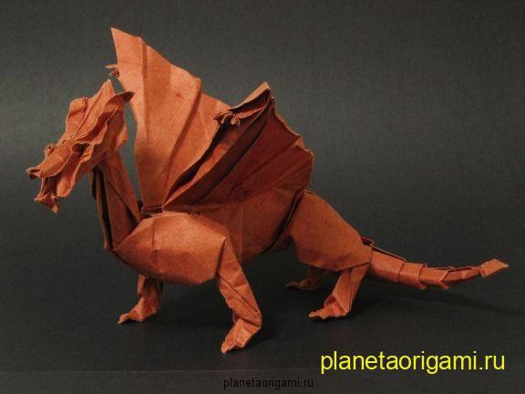 Оригами :Новые схемы и инструкции.
