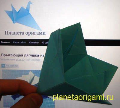 оригами из бумаги для начинающих.