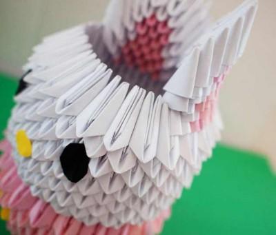схема модульного оригами