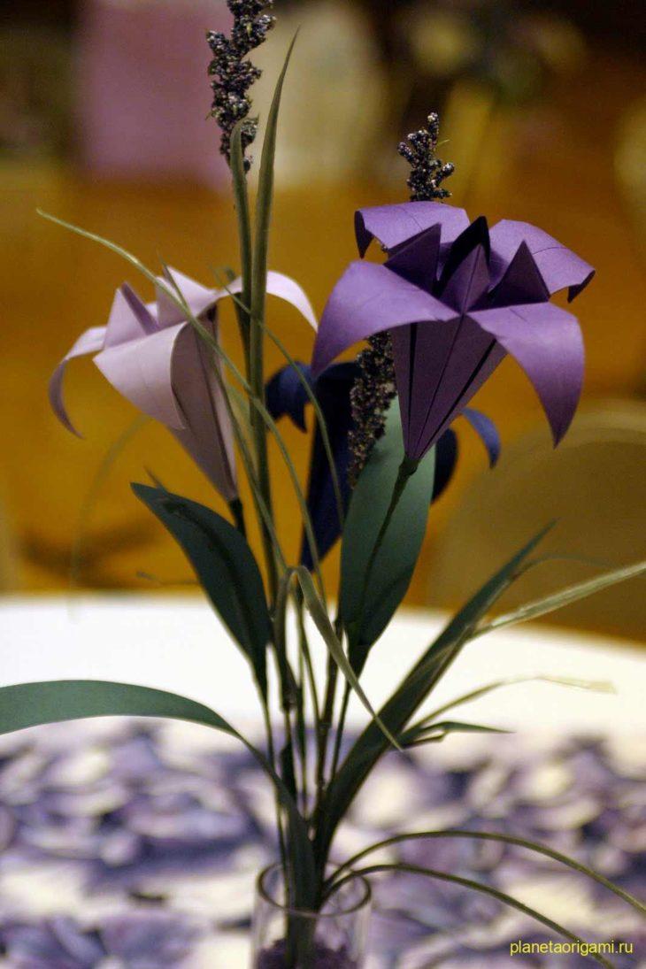 цветок оригами схема ирис - это один... цветок оригами схема ирис - это один из самых почитаемых и уважаемых цветов в...