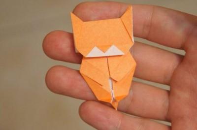 закладки из бумаги