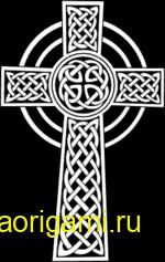 Кельтский христианский крест