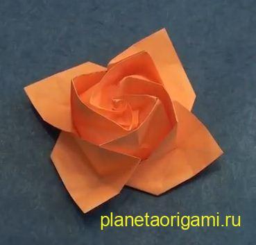 """Схема оригами  """"Журавлик """" Оригами: поделки из бумаги своими."""