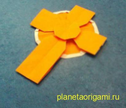 Модульное Оригами Подробная Схема Сборки Пошаговые Фото