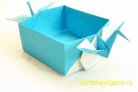 Журавлиная коробочка