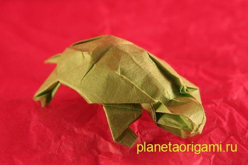 черепаха роберта ленга