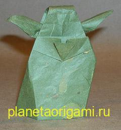 йода оригами