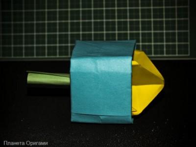 Бумажный волчок