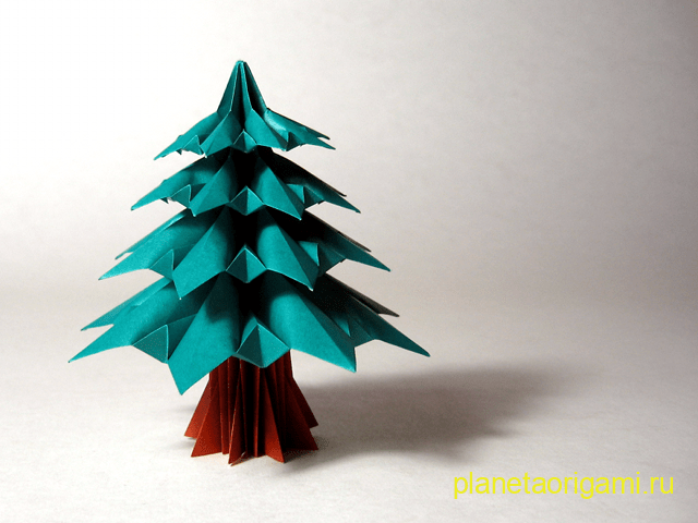 модульное оригами схема сборки снежинки.