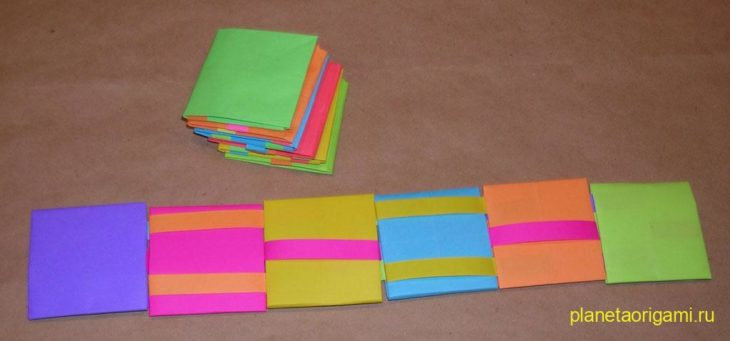 Иллюзия оригами