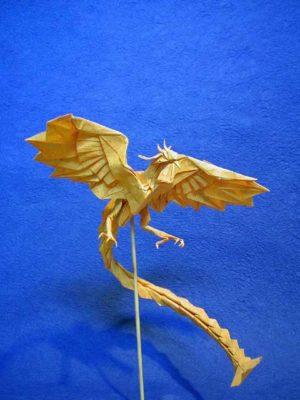 Бумажный феникс