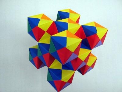 3D подвижные кубы сонобе
