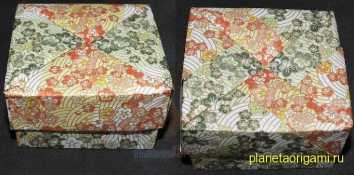 Коробочки Tomoko Fuse