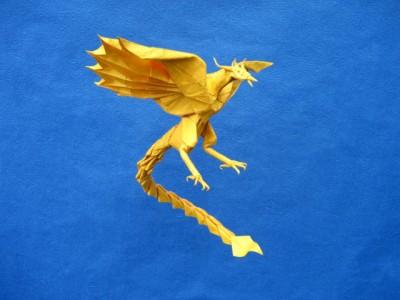Феникс бумажный