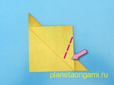 бумажная рыбка