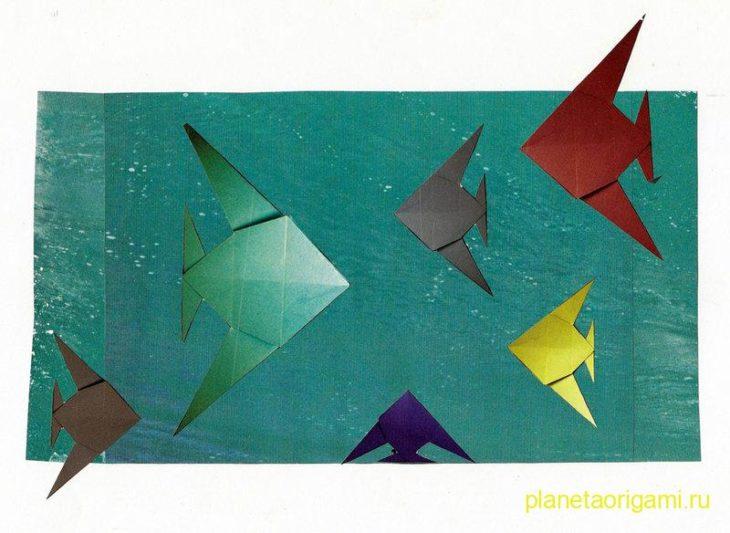 Уроки мастеров Оригами для Начинающих - Самое Интересное.