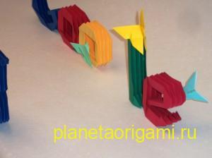 Гугл оригами