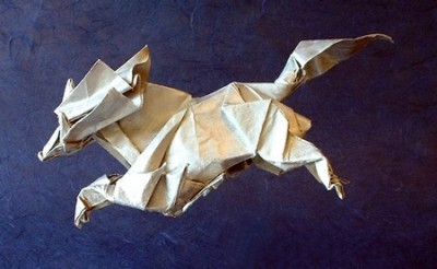 Kirin Origami photo by Gilad Aharoni