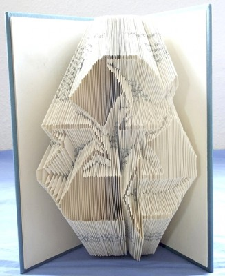 бумажный арт