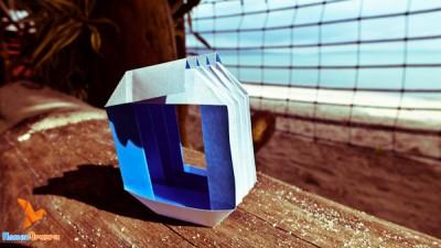 О в технике оригами