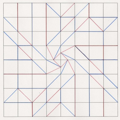 kusudama dafina pattern