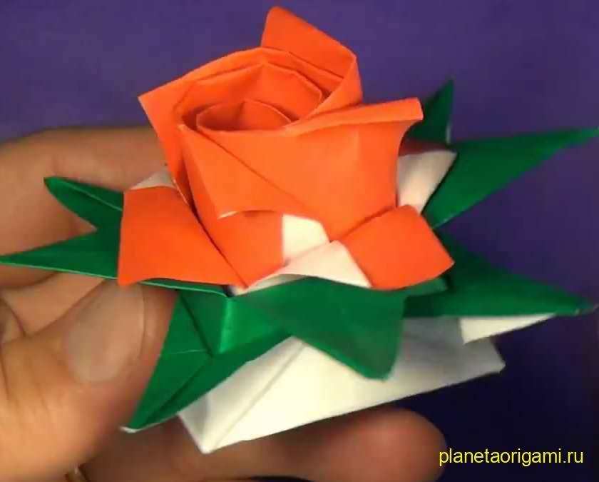 Коробочки | Планета Оригами