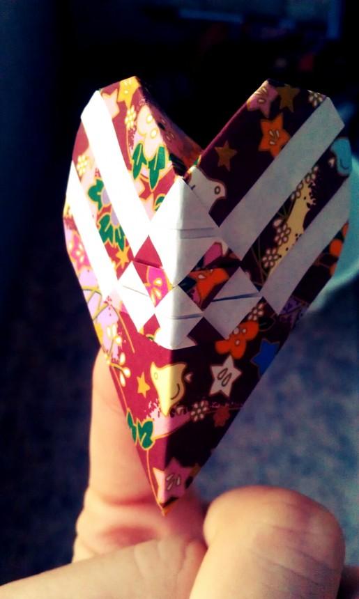 пирамида сердце