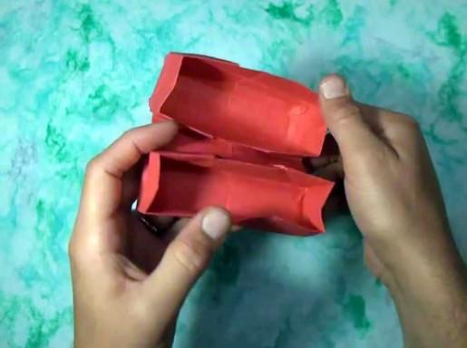 бумажный сундук от джереми шафера