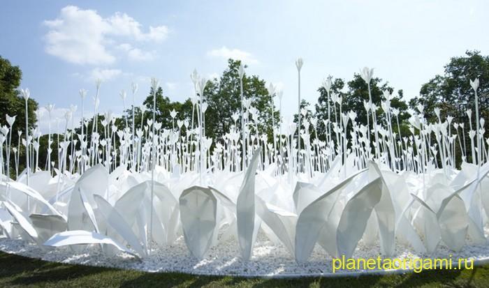 бумажный сад анука вогеля