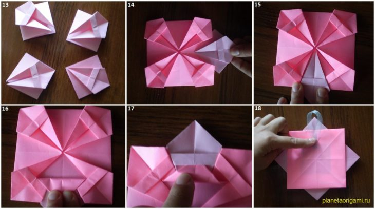 Оригами своими руками из бумаги мастер 773