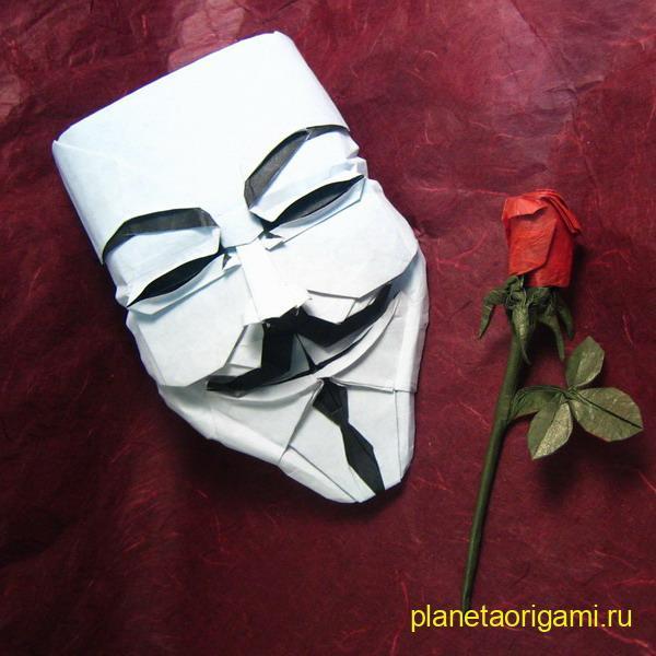 маска вендетта