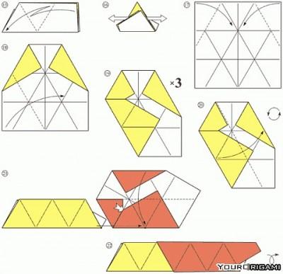 как сделать флесагон