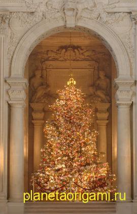 Дерево надежды в Сан-Франциско