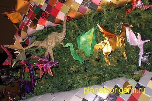 Оригами игрушки