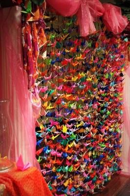 присылайте любые свои фантазии с участием оригами!