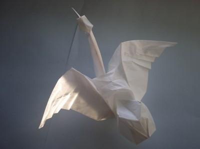 Лебедь от Эрика Жоазеля