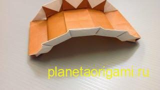 Оригами мост